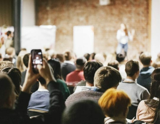 <Top Tech Conferences for 2020
