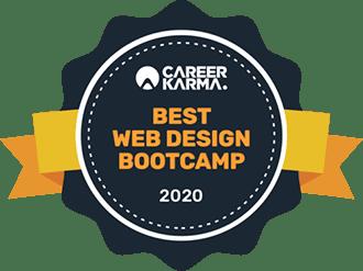 Best Web Design Bootcamp