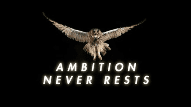 WGU: Ambition Never Rests