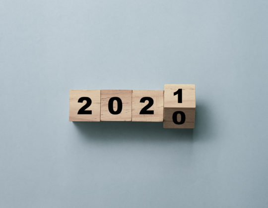 <2021 Career Goals: 4 Ways to Step Up Your Game Next Year