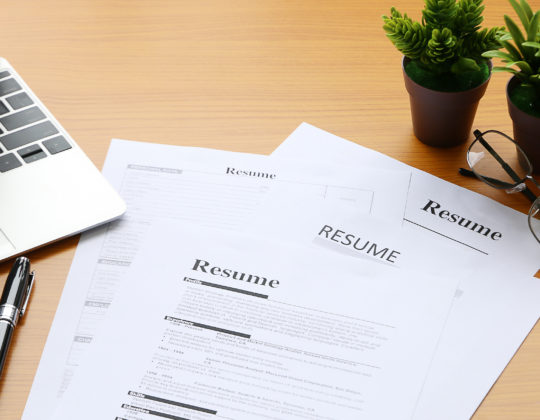 <Land the Job with These UX Design Resume Tips